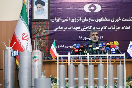 Iran further breaches nuclear deal, says it can exceed 20% enrichment