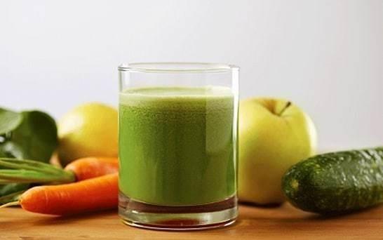 Gordon Ramsay's green juice recipe