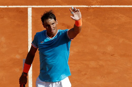 Nadal, Djokovic ease into Monte Carlo quarter-finals