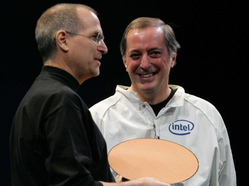 Intel CFO: We're so far ahead that Apple has no choice but to work with us