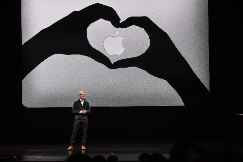 Apple's 'It's Show Time' Event