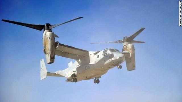 Marine missing in Persian Gulf presumed lost