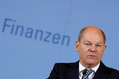 Scholz - Deutschland steht nicht vor Rezession