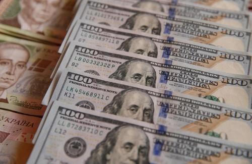 Минфин Украины форсирует продажу валютных облигаций перед крупными выплатами
