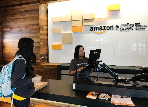 Amazon adds 'Instant Pickup' in U.S. brick-and-mortar push