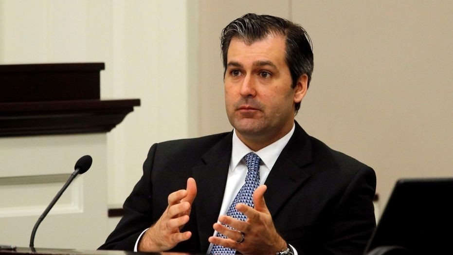 Ex-cop Michael Slager sentenced to prison for killing of unarmed black man