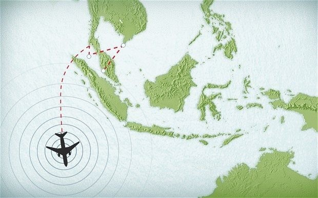 Missing AirAsia plane: strange parallels with MH370