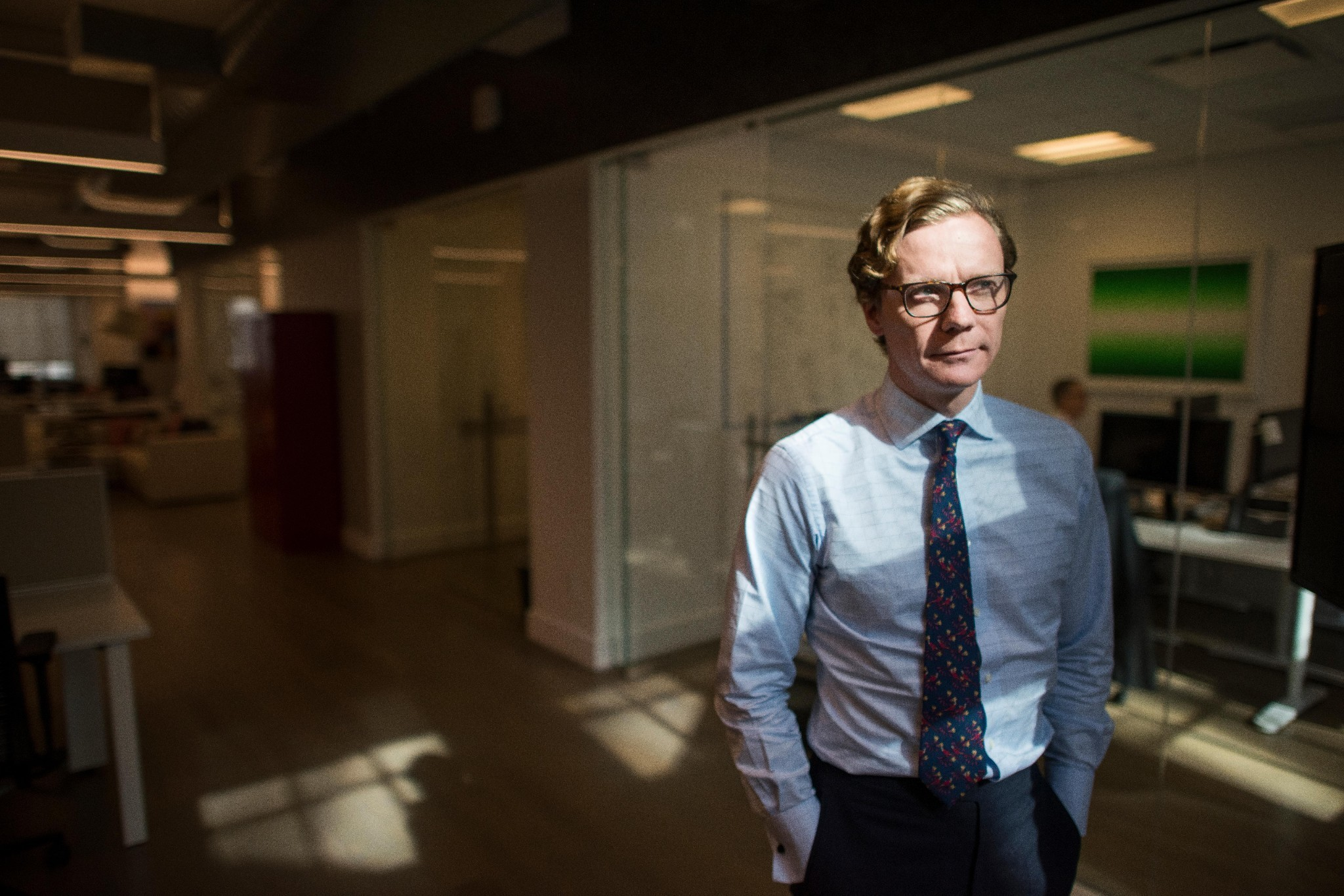 'I made Steve Bannon's psychological warfare tool': meet the data war whistleblower