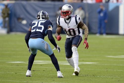 NFL conditionally reinstates Patriots WR Josh Gordon
