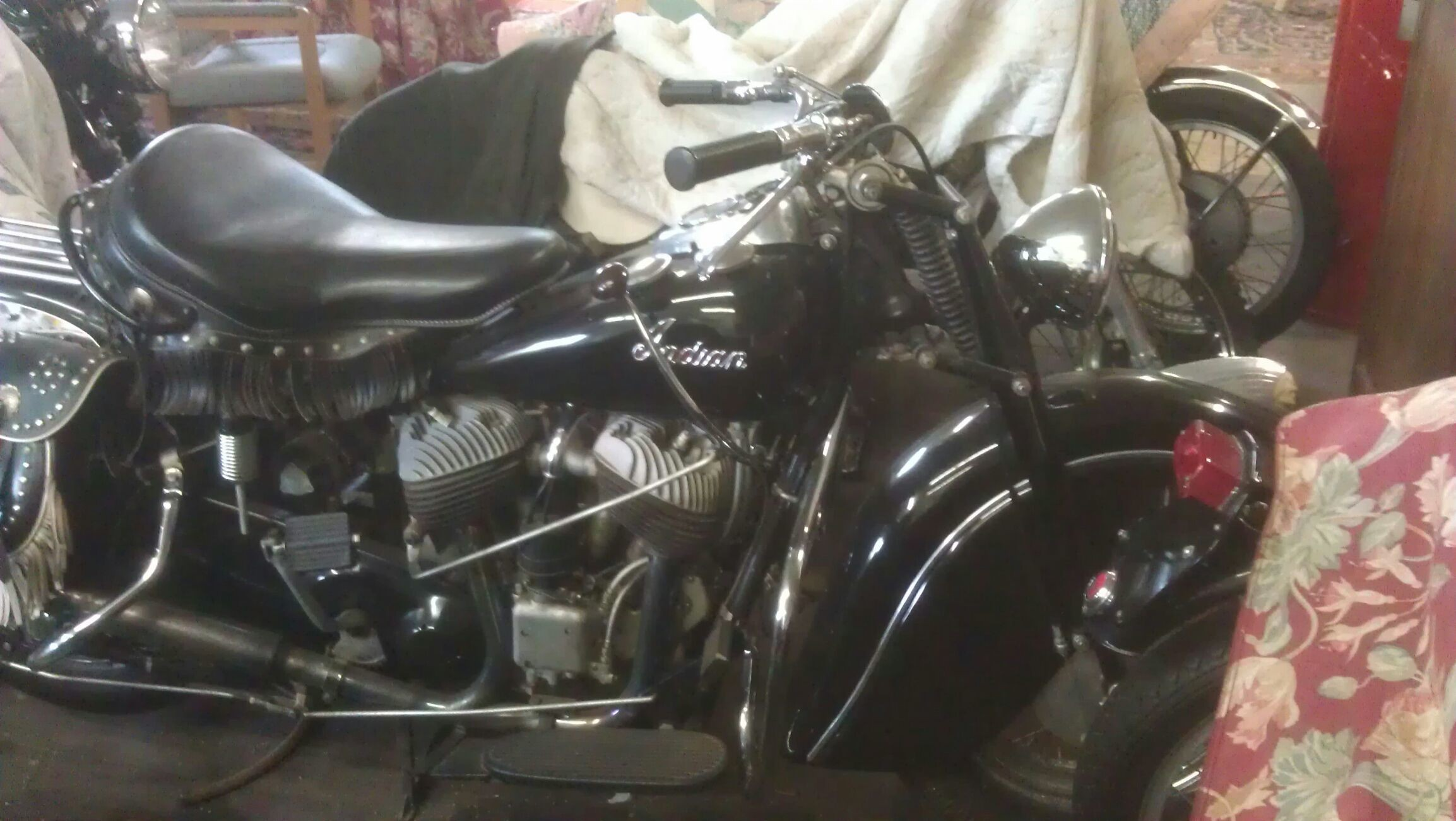 47 Indian chief. Roy Rogers. Edition