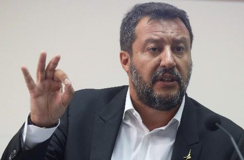 Salvini dice que Italia necesita un presupuesto de 50.000 millones para estimular su economía