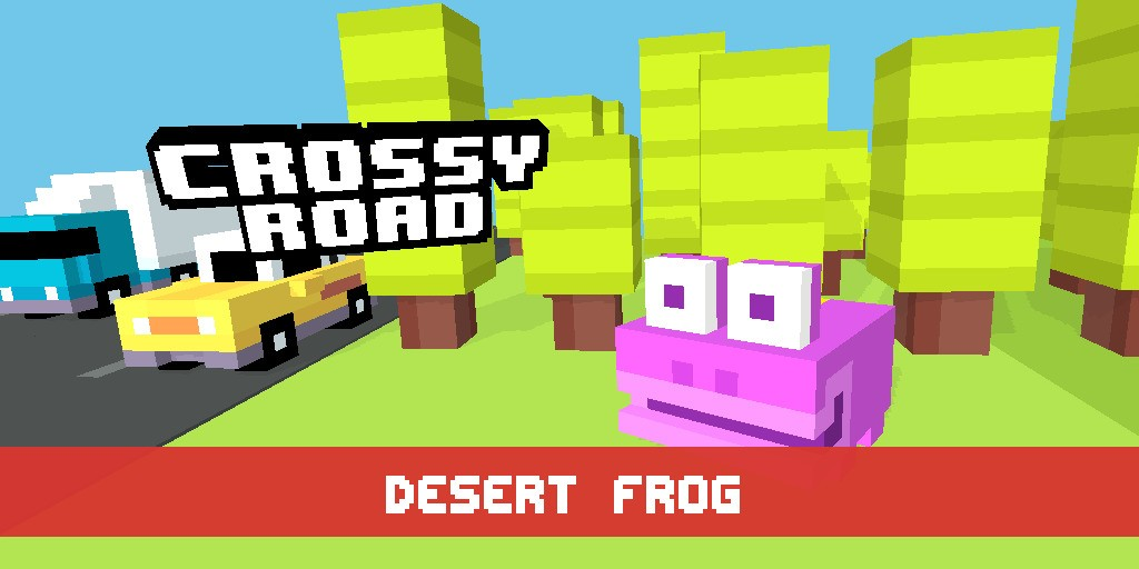 Desert forg es un sapo de decierto hace muchos sonidos graciosos!!