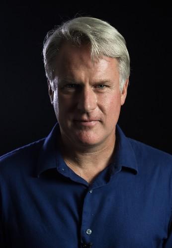 THE SHOOTER: John Moore