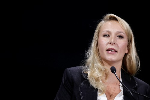 France's far-right Marion Marechal convinced of rising to power one day