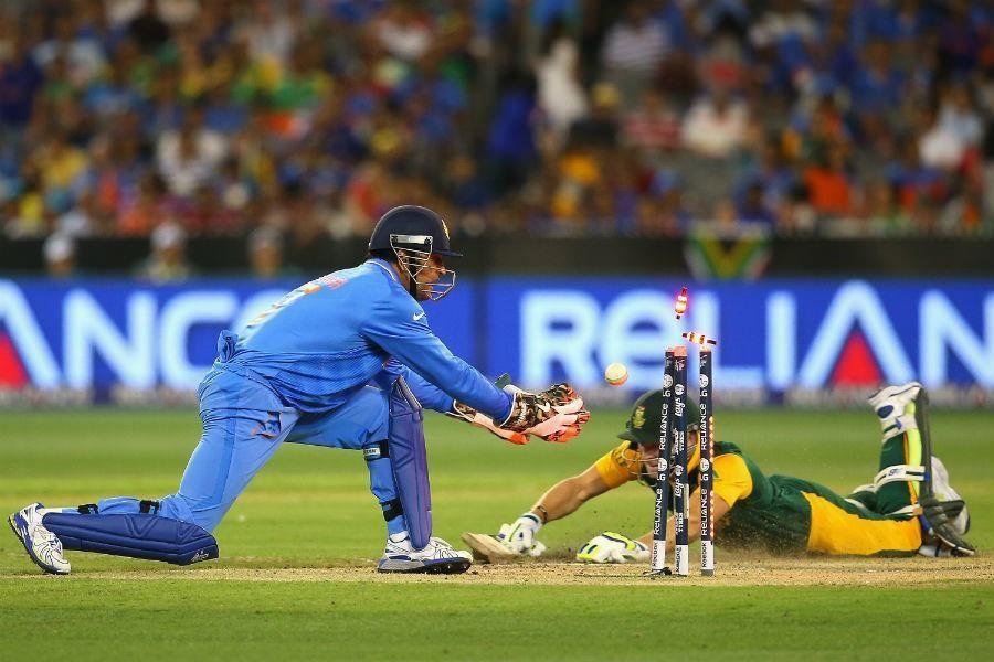 Sharper fielders give India bite
