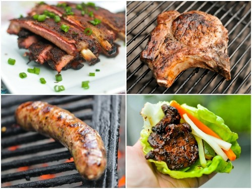 17 Juicy Grilled and Smoked Pork Recipes for Your Memorial Day Table