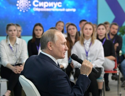 Putin's political shake-up backed by Russian parliament in initial vote