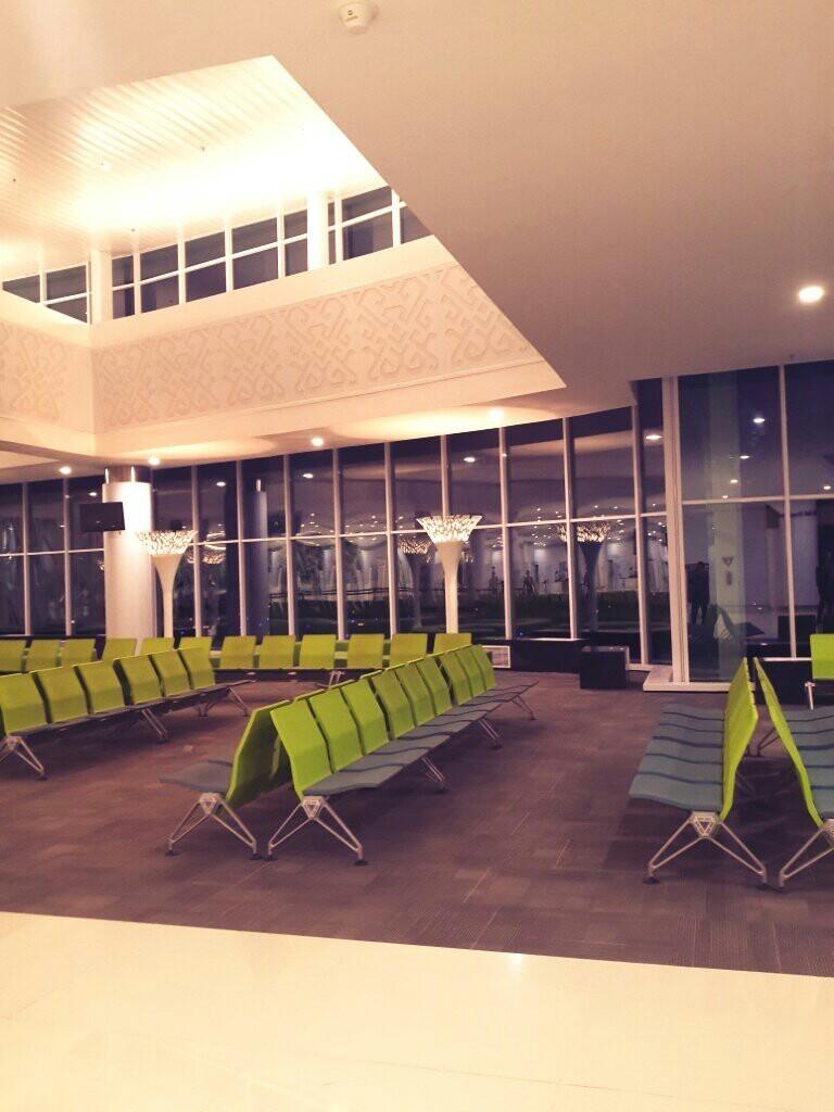 Sepinggan int airport