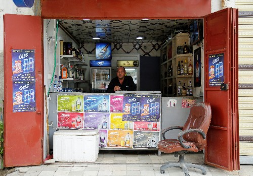 Alcohol shops in Mosul reopen two years after its recapture from IS