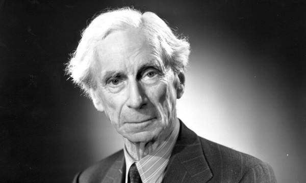"""Bertrand Russell on Love, Sex, What """"the Good Life"""" Really Means, and How We Limit Our Happiness"""