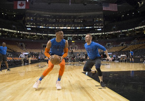 Thunder rally to knock off Raptors