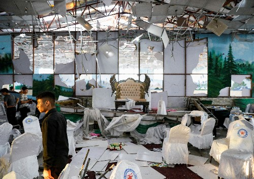 Blast at wedding in Afghan capital wounds at least 20: hospital