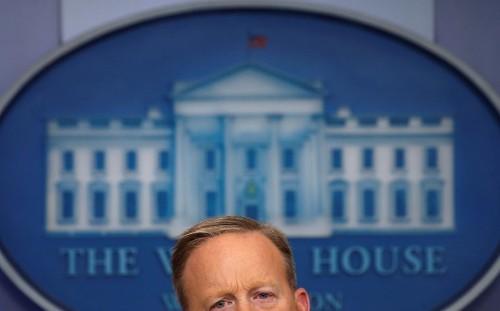Sean Spicer Makes Up Atlanta Islamist Terror Attack