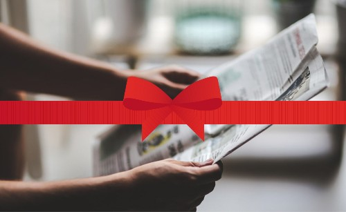 Give the Gift of Flipboard to…News Hounds