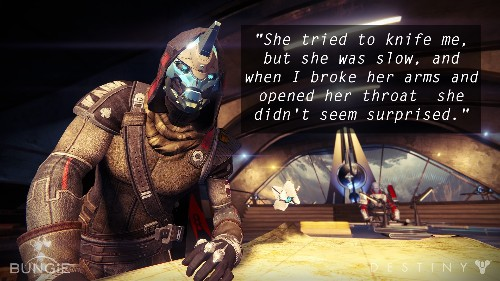 I Read Every 'Destiny' Grimoire Card And Realized What The Universe Is Missing