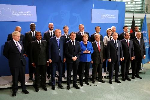 No normalisation in relations yet, UK PM Johnson tells Russia's Putin