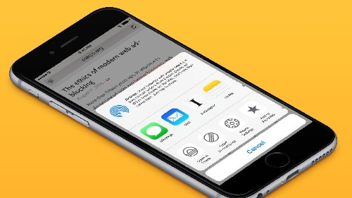 Peace, The Top Selling Ad Blocker From Instapaper Founder, Removed From App Store