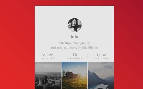 Flipboard 101: Cómo crear una cuenta
