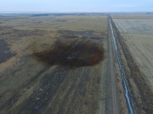 Rare permit for Keystone oil pipeline in spotlight after spills