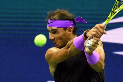 Nadal gets walkover into U.S. Open third round