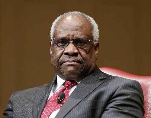 Thomas criticizes a previous high court opinion - his own
