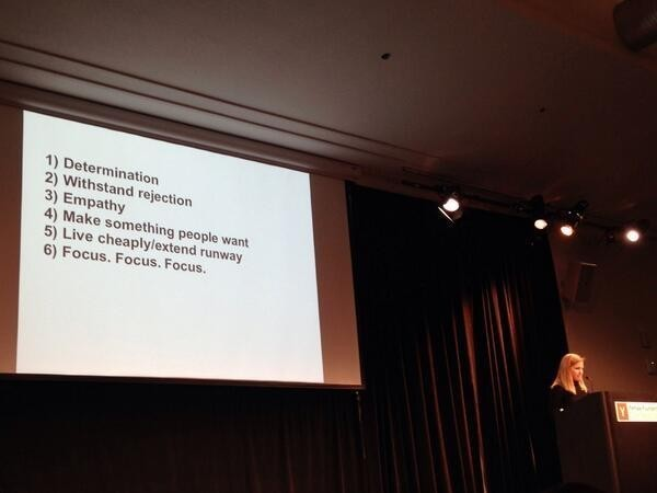 2014 Could Be The 'Tipping Point' For Female Founders, Says Y Combinator's Jessica Livingston