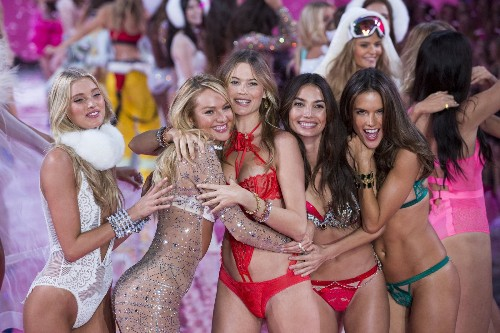 Victoria's Secret Fashion Show in Pictures
