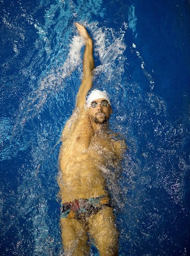 The Rise and Fall of Michael Phelps: Pictures