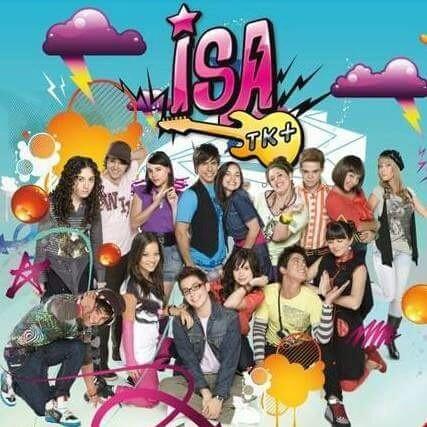 Isa Tk+ - Magazine cover