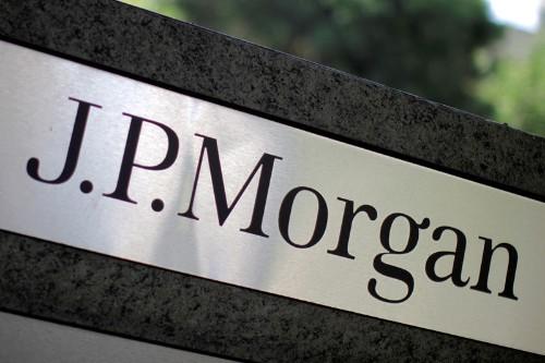 Квартальная прибыль JPMorgan выросла на 8,4% благодаря торговле облигациями