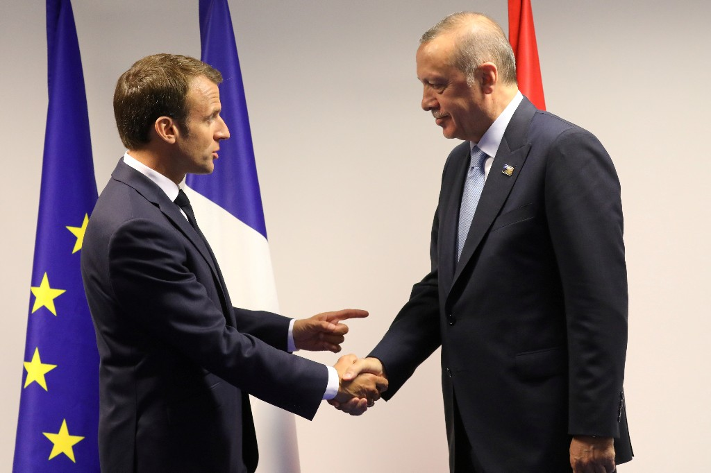 France-Turkey tensions mount after NATO naval incident