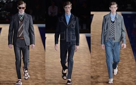 Five key men's style trends for 2015