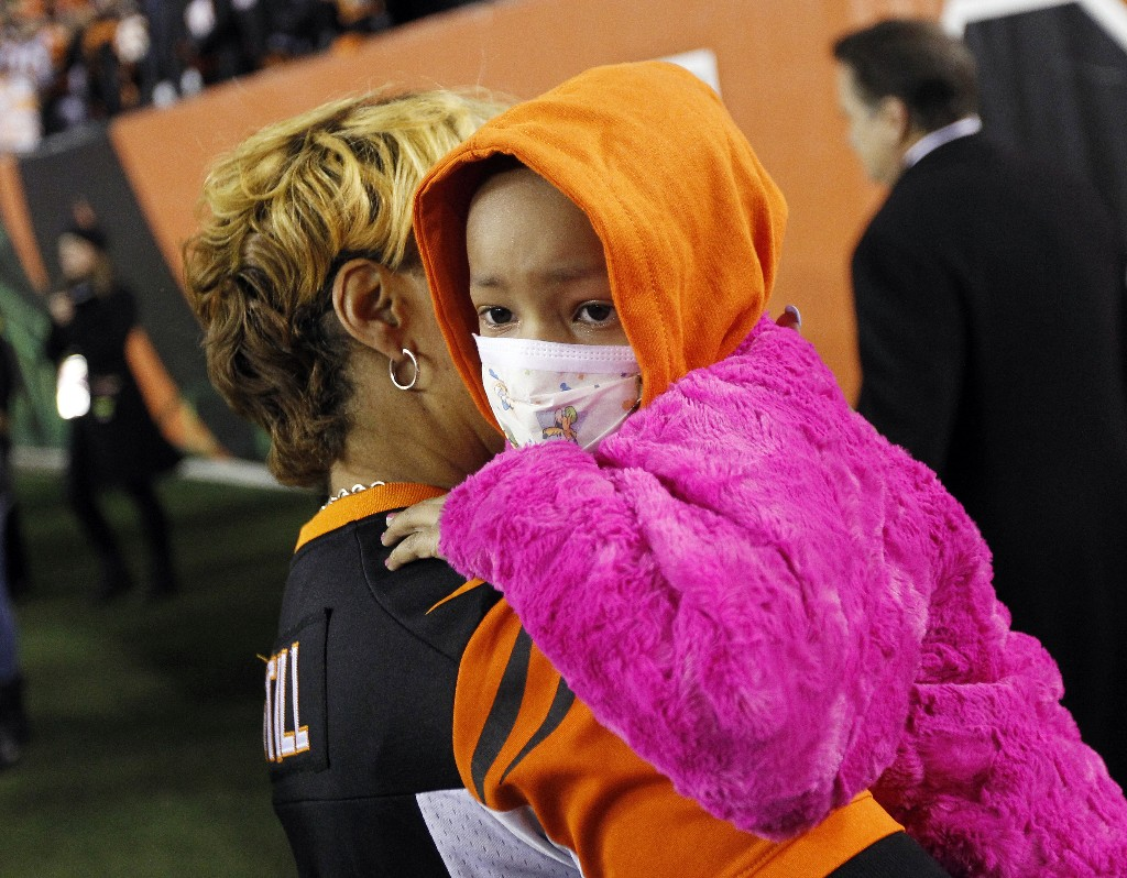 Fundraising goes on as Leah Still at 5 years cancer free