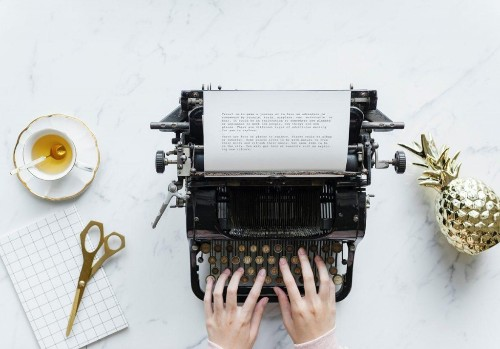 Writing - A Journey of Discovering Words