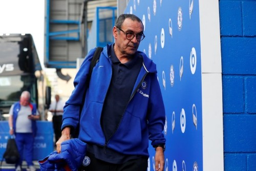 Soccer: Chelsea's Sarri fined after accepting misconduct charge