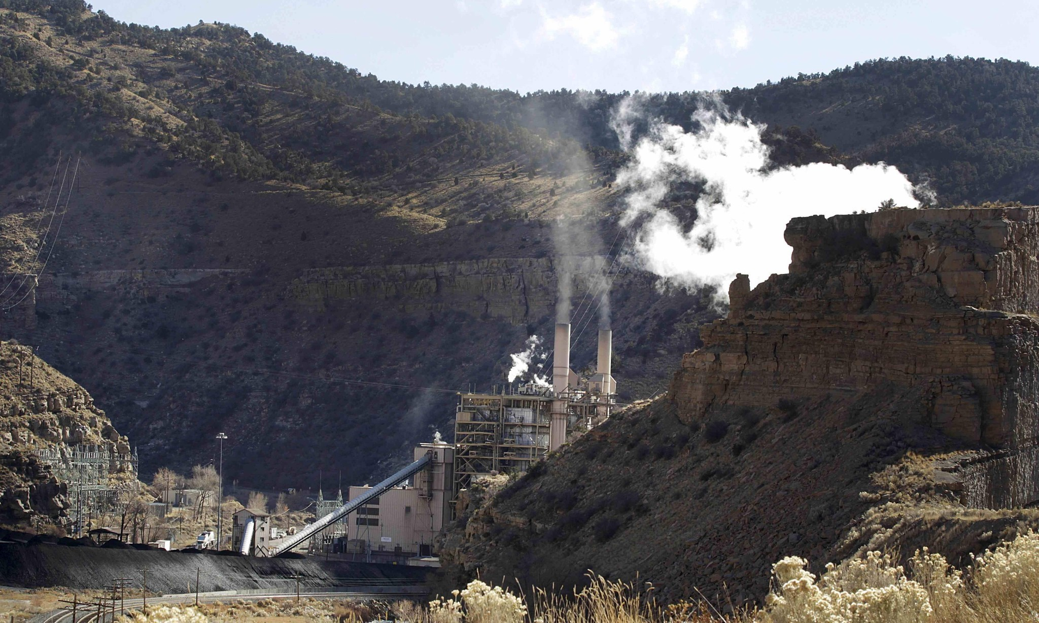 CO2 emissions stay same for third year in row – despite global economy growing