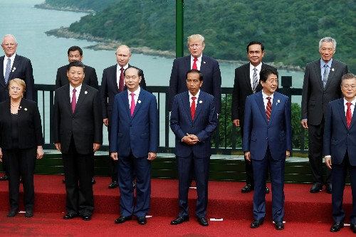 Trans-Pacific trade deal advances without United States