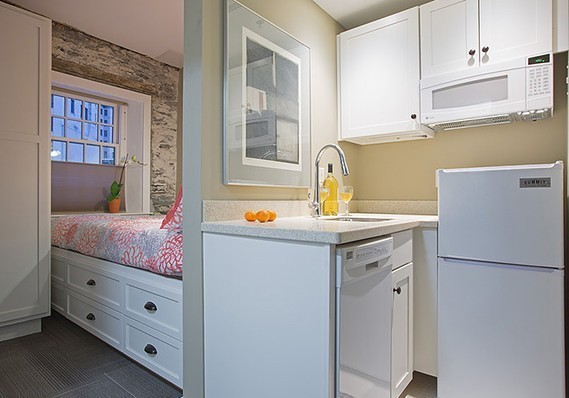 Is there a place for micro apartments and micro hotels in a country notorious for macro tastes?