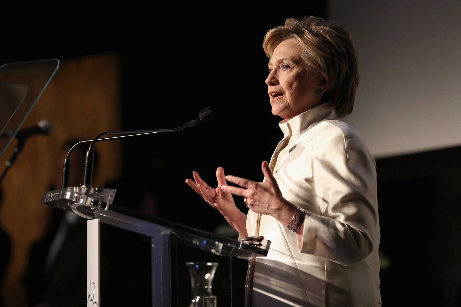"""Hillary Clinton Hires Two Former Campaign Aides For """"Resistance"""" PAC"""