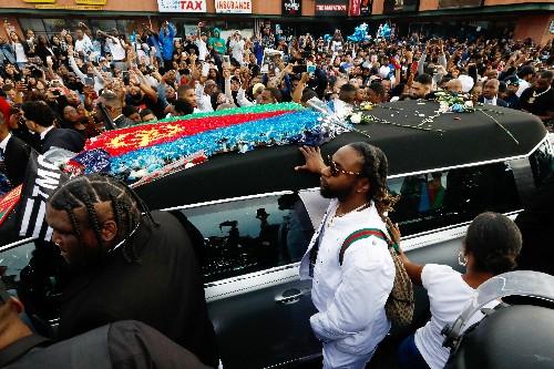 Obama, Stevie Wonder, Snoop Dogg pay tribute to rapper Nipsey Hussle